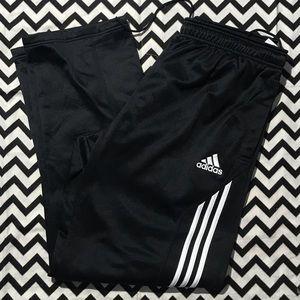 Adidas black pants sz xl